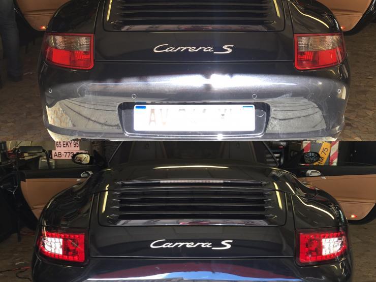 Upgrade Porsche 997 Cab Phase 1 Esg Accessoires