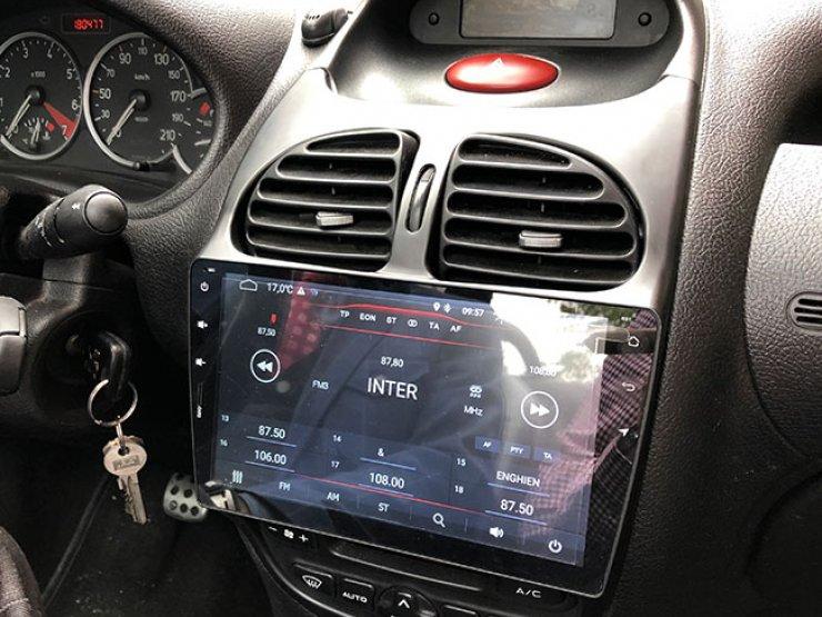 Autoradio pioneer android 9 pouces