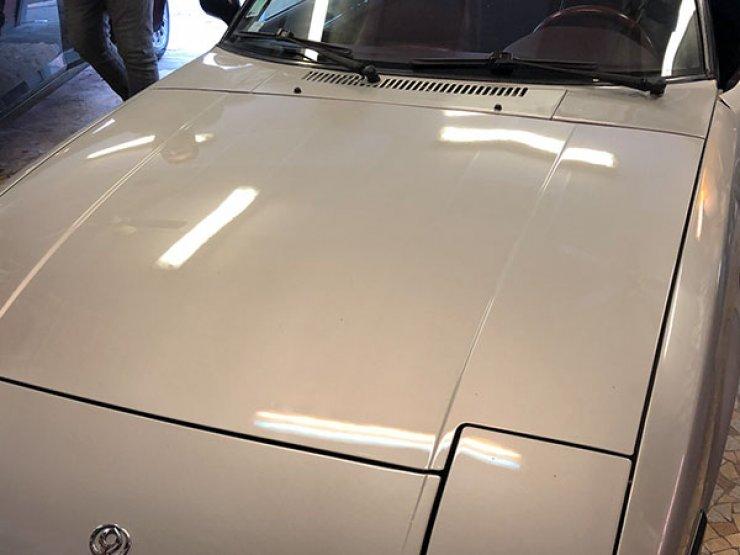 pose autoradio Mazda x7