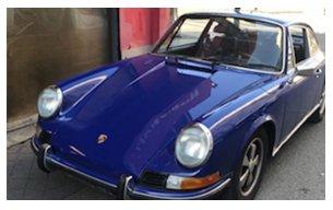 Porsche 991 t de 1968